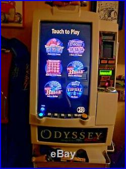 Odyssey Slot machine with Stand