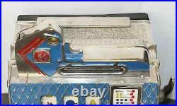 Old Antique MILLS 5c Cent Fortune Teller Mint Vendor 3 Reel Slot Machine WORKS