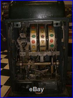 Original Mills Blue Bell Slot Machine