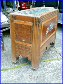 Original PACES RACES Horse Race! Nice Original needs restoration-Slot Machine
