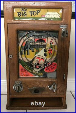 Original Vintage 1960s PARKERS ALLWIN The Big Top Trade Stimulator