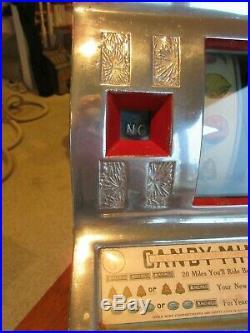 PACE 5 Cent MASTER VENDOR FRONT Quite Rare