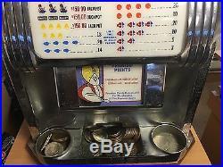 Pace 4 Reel $1.00 Slot Machine, (not a Watling or Mills Machine nor Jennings)