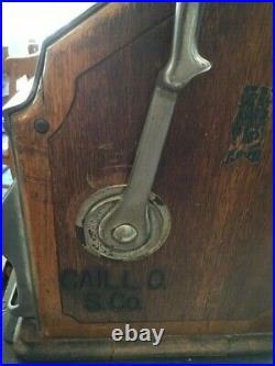 Pace Bantam Nice Original 1928 Machine