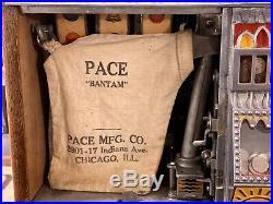 Pace Bantam Slot Machine. 10 1930-31