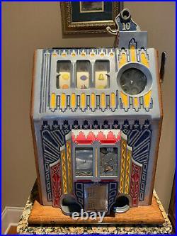 Pace Comet Antique Slot Machine