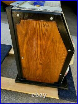 Pace Kitty 5 cent Slot Machine in Unrestored Amazing Original Condition