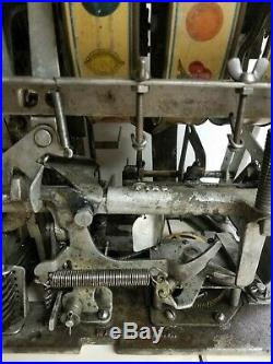 Pace Slot Machine Coin Op Reel Mechanism Assembly