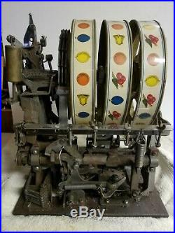 Pace Slot Machine Coin Op Reel Mechanism Assembly For Parts Or Repair