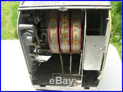 Penny Pack Trade Stimulator Gumball Cigarette Slot Machine
