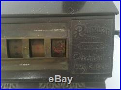 RARE MAYFLOWER Trade Stimulator Slot Machine Puritan