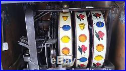 Rare 1935 Antique Rol-A-Tor 5c Slot Machine by Watling Manufacturing Co