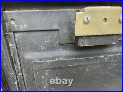 Rare 1946 5c Antique Golden Nugget Casino Mechanical Slot Machine AUTHENTIC
