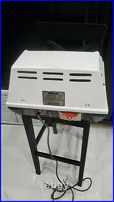 Rare 1981 MONTE-CARLO coin op BLACKJACK 21 bar casino machine Computer Kinetics