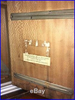 Rare Antique 1892 Jones Novelty Co. 3 For 1 Slot Machine 5 Cent Automatic Payout