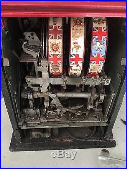 Rare Antique Mills Slot Machine Needs Restoration Must See