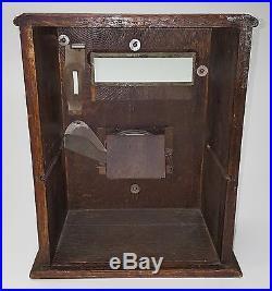 Rare Caille Bros. Banker Trade Stimulator / Slot Machine, Gambling, Coin-op