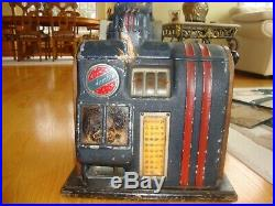Rare Columbia Nickel Slot Machine from used during the 1930's in LBL Ky