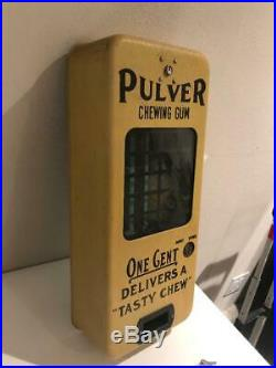 Really nice ORIGINAL CONDITION pullover gum machine-clown character