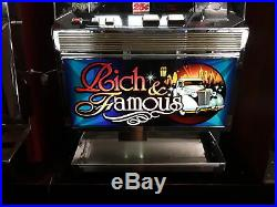 Rich & Famous by Bally Slot Machine-FREE SHIPPING