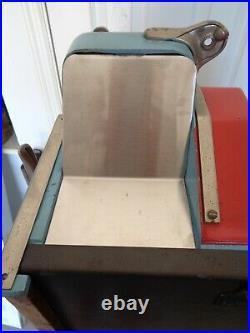 SLOT MACHINE PACE 25 cent ROCKET SLUGPROOF BELL
