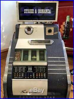Sega Bonanza Star Slot Mechanical Slot Machine