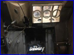 Silver Dollar Jennings Sun Chief Lighted Slot Machine withKeys Rare Green Glass