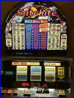 Slot Machine 5 Cent Satellite Casino