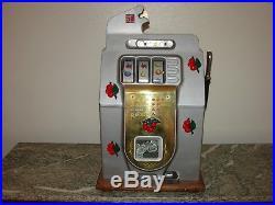 Slot Machine Antique Mills Black Cherry