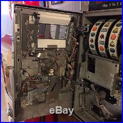 Slot Machine Bally Electro Mechanical Antique Vintage