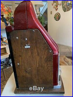 Slot Machine Buckley 25 Cents Vintage Slot Machine Truly Very Well Cared