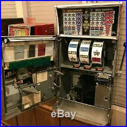 Slot Machine Casino IGT S Plus $1 Coin Super Stars 1993 Vintage Home Fun Only