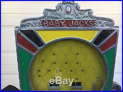 Slot Machine Fields Baby Jacks 1 cent
