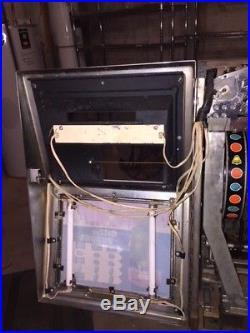 Slot Machine Jennings Golden Buddha Galaxy 1 Cent Coin Op Gambling Casino