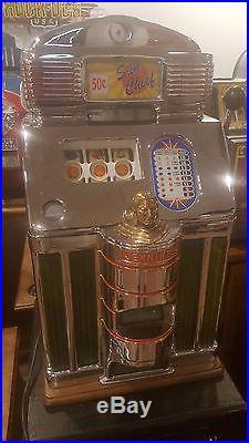 Slot Machine Jennings Sun Chief 50 Cent light up