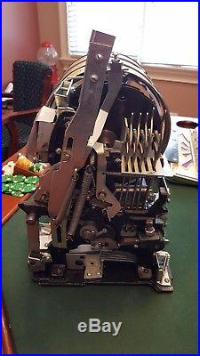 Slot Machine Mechanical Slot Machine Quarter Play 25 Cent Slot Machine