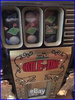 Slot Machine Mills, Hole in One, 3 Reel