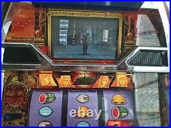 Slot Machine PACHISLO Limited Edition With Keys. Manual Coins NEW