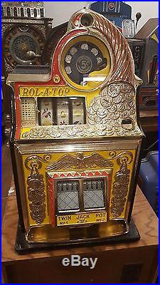 Slot Machine Watling Rol A Top coin op vending casino