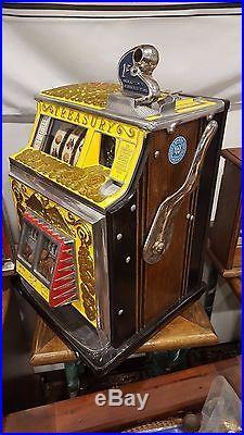 Slot Machine Watling Treasury coin op vending casino penny