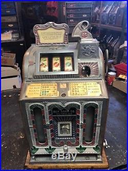 Superior Confection Revamp Fok 5 Cent Slot Machine