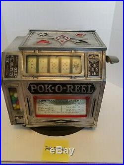 Trade Stimulator Pok A Reel