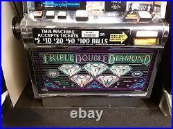 Triple Double Diamond by IGT Slot Machine-FREE SHIPPING