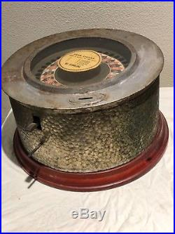 Very early 1897 -WINNER ROULETTE-made by J. W. STIRRUP. MANUFACTURING COMPANY