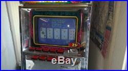 Video Poker Quarter Machine