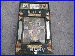 Vintage 1915 1¢ Enchanting Fascination Coin Drop Game Coin-Op Trade Stimulator