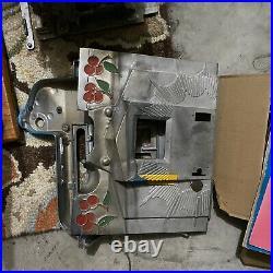 Vintage 1937 Mills Bursting Cherry 5¢ Cent Slot Machine + Manuals Not Together