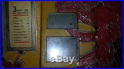 Vintage 5 cent Gooseneck Lion Head Slot Machine 1930's