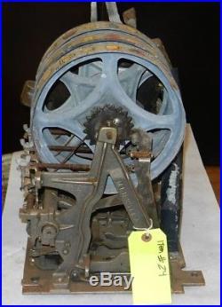 Vintage Antique Slot Machine Complete Reel Mechanism #24