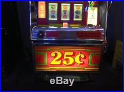 Vintage Bally 25 Cent Slot Machine-FREE SHIPPING